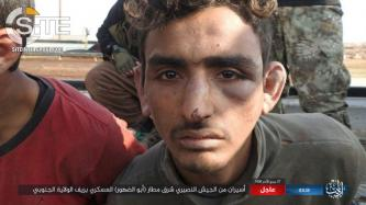 IS Captures 3 More Syrian Soldiers During Ongoing Offensive in Southern Idlib