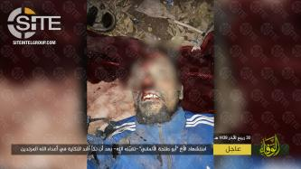 Pro-IS Group Announces Death of Prominent German Jihadist Denis Cuspert (Abu Talha al-Almani), Provides Photos of Body