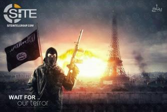 Pro-IS Group Promotes Fear Through Posters Threatening Attacks in West