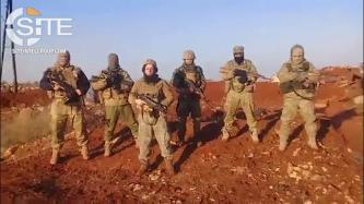 British Jihadist Lucas Kinney Calls on Former Fighters from Syrian Jihad to Resume Action, Muslims to Join