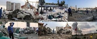Shabaab Reports Over 80 Casualties in Suicide Bombings, Raid on Government Targets in Mogadishu