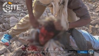 IS Division in Yemen Photographs Beheading of Houthi Fighter in al-Bayda', Claims Killing and Wounding 6