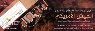 Pro-IS Group Releases Video of Tongo Tongo Ambush on American Soldiers