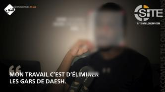 Pro-IS French Group Makes Wanted Poster of Frenchman who Joined Kurdish Forces