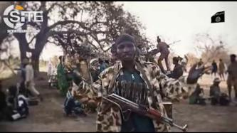 """Boko Haram"" Video Features Freed Commander, Shows Battle Footage from Sambisa Forest"