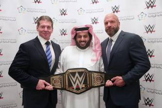 IS Supporter Criticizes Saudi General Sports Authority for Partnering with WWE