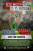 "Pro-IS Indonesian Group Portrays 2018 FIFA World Cup as ""IS vs Russia"""