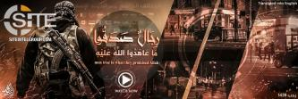 Group Applies IS Video Clips, English Subtitles to Lone-Wolf Incitement Speech from Former Spokesman