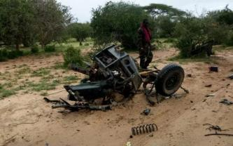 Shabaab Claims Killing, Wounding 15 KDF Soldiers in Somali Border Town