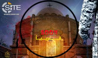 Pro-IS Group Depicts St. George Church in Cairo as Future Target