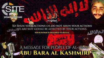 Kashmiri Pro-IS Group Posthumously Releases Audio Attributed to Slain Fighter to India