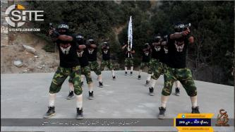 TTP Publishes Photos of Fighter Training at Mehdi Alaih Rizwan Camp