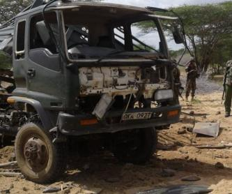 Shabaab Claims Killing 20+ Kenyan Soldiers in Garissa Bombing, 2 Hirshabelle MPs in Bal'ad Ambush