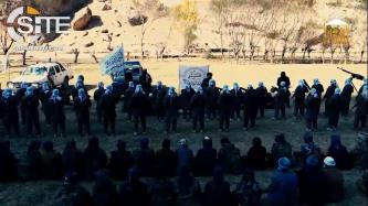 Afghan Taliban Releases Video of Fighter Training at Multiple Camps in Afghanistan
