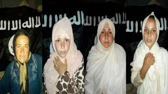 IS Reportedly Sends Photos of Captive Druze Woman to Families Demanding Syria Cease Suwayda Offensive
