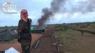 Shabaab Publishes Photo Report on Captured SNA Base and Village Near Kismayo