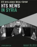 HTS News in Syria for August 28, 2018