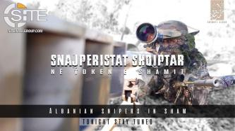 Jihadi Group Releases Documentary on Albanian Snipers in Syria