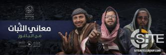 "In First Official Video Release Since Siege on Baghuz, IS Fighters Boast ""Firmness"" in Town"