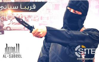 Pro-IS Group Warns of Attacks with Poster of New York City's Times Square