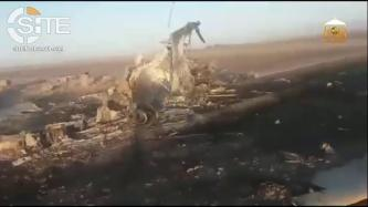 Afghan Taliban Claims Shooting Down Helicopter in Farah, Provides Video of Wreckage