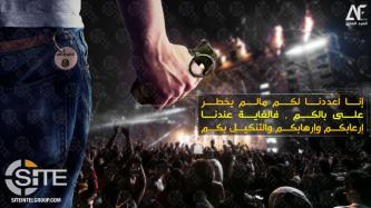 Using Stock Image of Concert, IS-linked Group Threatens Attacks on Crowds