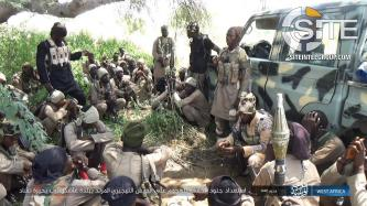 IS' West Africa Provinces Publishes Photos of Gashigar Attack