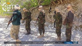 IS Suggests Coming Showdown Shabaab in Somalia in Naba 156