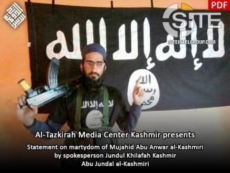 ISJK Mouthpiece Says Militant Killed in Srinagar was Leader, Tempers Charge Against Rival Group