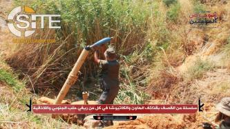 AQ-Aligned Coalition in Syria Issues Photo Report on Shelling in Aleppo & Lattakia