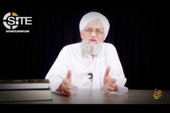 AQ Leader Zawahiri Demands Islamic Groups Refuse Democracy and Embrace Shariah-based Governance