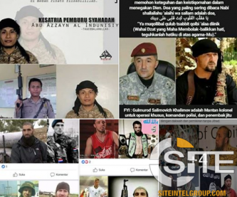 "IS-Linked Indonesian Page Shares ""Inspirational"" Famous IS Fighters in Viral Social Media Post"