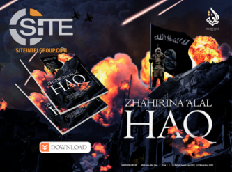 First Issue of Indonesian IS Magazine 'Haq' Disseminated on Social Media