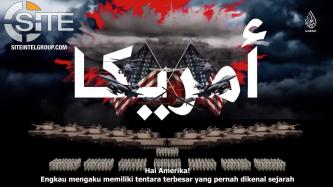 "IS' ""No Respite"" Condemning Nationalism and Challenging Enemy Nations, Translated to Indonesian"