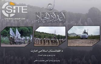 Afghan Taliban Demonstrates Training of Fighters in Manba al-Jihad Video