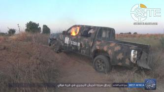 Boko Haram Publishes Photos of Clash with Nigerian Soldiers in Molai Village and the Aftermath