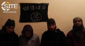 Video Surfaces of Alleged Murderers of Tourists in Morocco Pledging to IS
