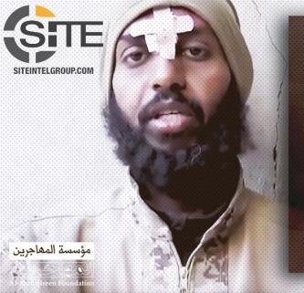 "IS-Aligned Group Praises Captured Ethiopian-Canadian IS Member as a ""Media Mujahid"""