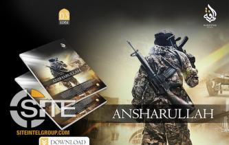 "Third Issue of Indonesian IS Magazine, ""Ansharullah,"" Distributed on Social Media"