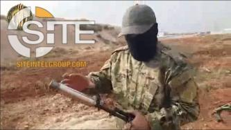 Syria-Based French Group Produces Rifle Suppressor Video Tutorial