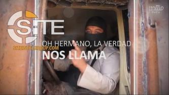 IS-aligned Group Releases Spanish-subtitled Video for Chant Promoting Fighters