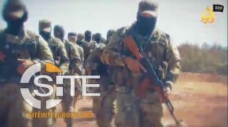 Video of Syria-Based Uyghur Fighters Training to Fight Chinese Government