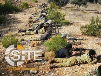 Videos and Photos of Syria-Based Jihadi Group's PKM, Tactical Training Courses
