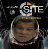 IS Group Threatens Philippines President, Incites Lone Wolf Attacks