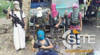 Five Indonesians Join Filipino Militant Group in Sulu
