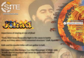 IS-aligned Group Repeatedly Incites for Lone-Wolf Attacks in West in Multilingual Poster