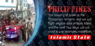 IS Poster Threatens Attacks in the Philippines