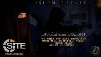 Poster Incites for Stabbing Attacks Against 'Disbelievers'