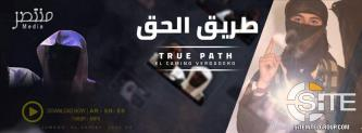 IS-aligned Media Unit Defends Group Against Opponents in English/Spanish-Subtitled Video