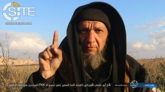 IS Claims Suicide Bombing by Uzbek Fighter in Baghouz